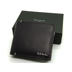 e301ffc7f8ee ポールスミス Paul Smith 財布 2つ折り 牛革 レザー コントラクトカラー メンズ 箱付き 正規品 新品 送料無料 ギフト プレゼント  PS2039