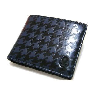 パトリックコックス PATRICK COX 財布 2つ折り  ユリ紋章 牛革レザー 正規品 新品 送料無料PT009