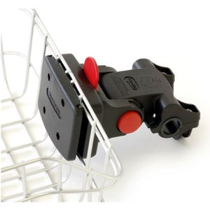 サニーホイル SW-QRB ワンタッチブラケット(ハンドルバー装着タイプ) 109-41591 ブラック|montaukonline