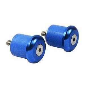NITTO(ニットー) バーエンドキャップ EC-01 2個 ブルー