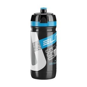自転車ボトル エリート CORSA 550ml ボトル ブラックブルー