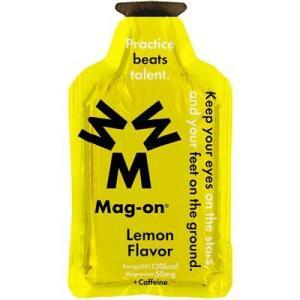スポーツサプリメント Mag-onマグオン エナジージェル レモン 12個入り TW210179|montaukonline