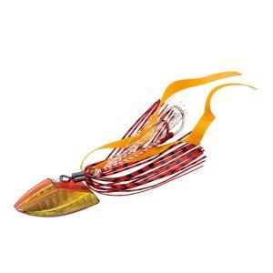 メジャークラフト ルアー メタルジグ ジグラバー スルータイラバタイプ #207 オレンジ JRT-40|montaukonline