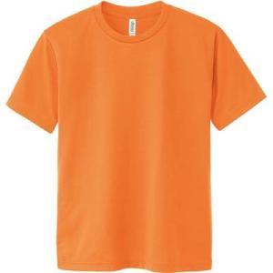 [グリマー]4.4oz ドライTシャツ(クルーネック)00300-ACT[キッズ] ACT  オレン...