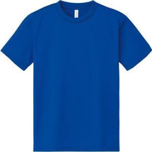 品名   4.4OZ ACT ドライTシャツSS-LL カラー:032 [ ロイヤルブルー ] サイ...