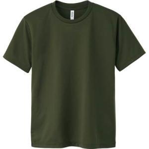 品名   4.4OZ ACT ドライTシャツ カラー:037 [ アーミーグリーン ] サイズ:WM...