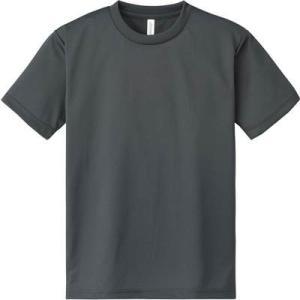 品名   4.4OZ ACT ドライTシャツSS-LL カラー:187 [ ダークグレー ] サイズ...
