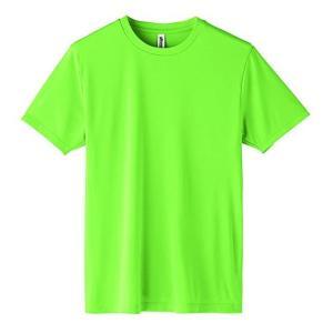 [グリマー]3.5oz インターロック ドライ Tシャツ[キッズ] 00350-AIT AIT  ラ...