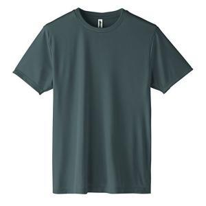 [グリマー]3.5oz インターロック ドライ Tシャツ[キッズ] 00350-AIT AIT  ダ...