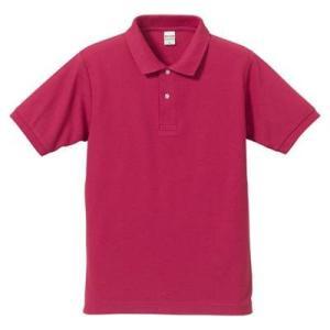 品名  5.3OZポロシャツ(CVC) カラー:511 [ トロピカルピンク ] サイズ:L  アク...