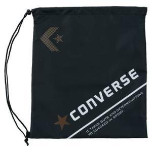 [コンバース] CONVERSE ランドリーバッグ C1509092 1900 (ブラック) montaukonline