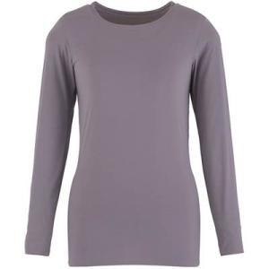 (ダンスキン)DANSKIN フィットネス Skinish 長袖シャツ DA16303 [レディース] DA16303 TL タングレー L montaukonline