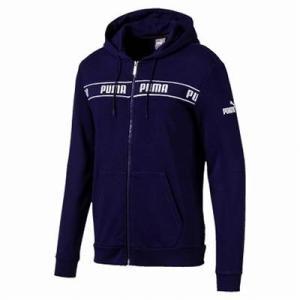 [プーマ] ジャケット AMPLIFIED フーデッドスウェットジャケット メンズ 580439 ピ...