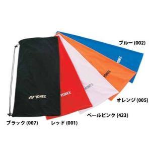 ヨネックス(YONEX) ソフトケース(テニスラケット用) AC540 001 レッド montaukonline
