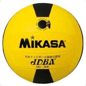 ミカサ ドッジボール 公認球 3号 全国ドッジボール選手権大会公式試合球 小学校用 MGJDB Y/...