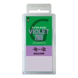 GALLIUM(ガリウム) EXTRA BASE VIOLET200 SW2079|montaukonline
