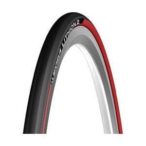 自転車 タイヤ ミシュラン リチオン2 700×23C レッド