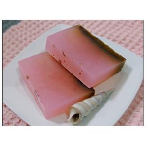 ブルガリアンローズ バラ石鹸 ペタル(バラの花びら入り)|montedo