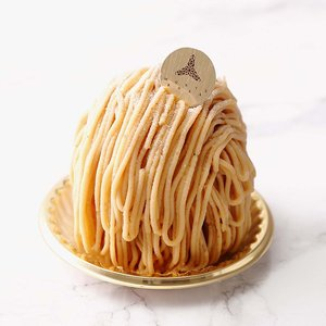 熊本県産和栗のモンブラン【店鋪受取/3日前までにご予約ください/日曜定休のためお受け取りできません】|monterosa-cake