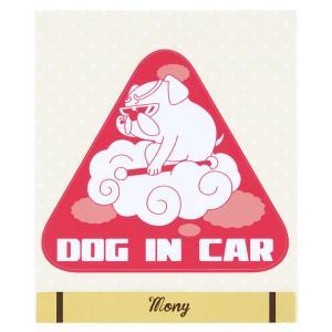 ドッグインカー フレンチブル きんとうん|mony