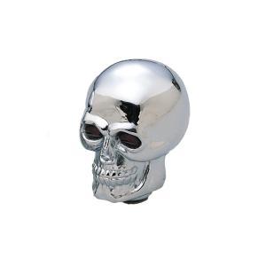 Chromed Skull シフトノブ (S)|mooneyes