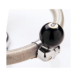 Steering Wheel Spinner Knobs 8Ball|mooneyes
