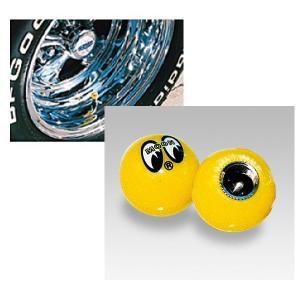 MOONEYES (ムーンアイズ) Eyeball エア バルブ キャップ|mooneyes