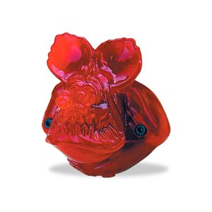 ラットフィンク (Rat Fink) テールランプ アッセンブリー for バイク|mooneyes