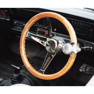 Steering Wheel Spinner Knobs Plain|mooneyes