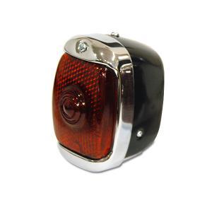 Old School テール ランプ ブラック<モーターサイクル用>|mooneyes