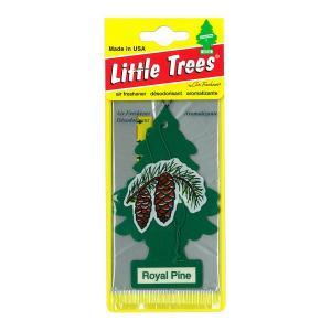 Little Tree エアーフレッシュナー ROYAL PINE|mooneyes