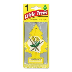 Little Tree エアーフレッシュナー VANILLA|mooneyes