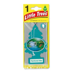 Little Tree(リトルツリー) エアーフレッシュナー Rainforest Mist|mooneyes