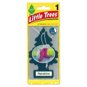 Little Tree (リトル ツリー) エアーフレッシュナー  レイン シャイン|mooneyes
