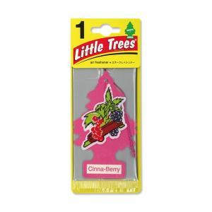Little Tree(リトルツリー)エアーフレッシュナー Cinna-Berry シナベリー mooneyes