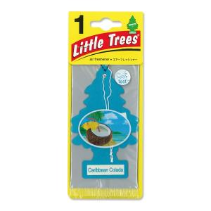 Little Tree(リトルツリー)エアーフレッシュナー Caribbean Colada|mooneyes