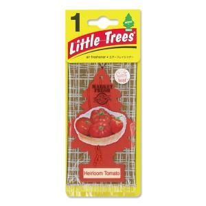 Little Tree(リトルツリー)エアーフレッシュナー  Heirloom Tomato|mooneyes