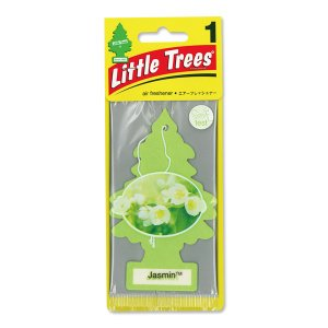 Little Tree(リトルツリー)エアーフレッシュナー Jasmin|mooneyes