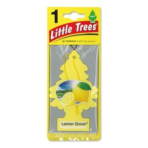 Little Tree(リトルツリー)エアーフレッシュナー Lemon Grove|mooneyes