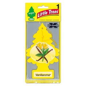 リトル ツリー Little Trees エアーフレッシュナー バニラ ビックサイズ|mooneyes