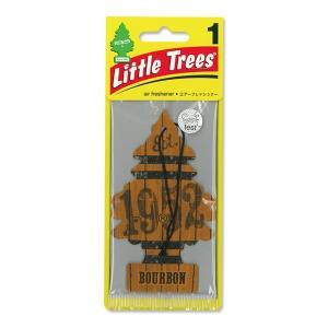 Little Tree(リトルツリー)エアーフレッシュナー Bourbon|mooneyes