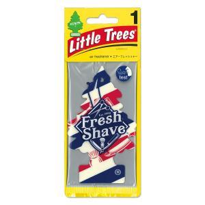 Little Tree (リトル ツリー) エアーフレッシュナー フレッシュ シェイブ|mooneyes
