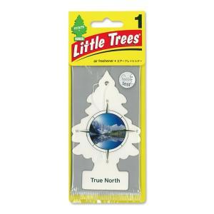 Little Tree(リトルツリー)エアーフレッシュナー True North|mooneyes