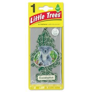 Little Tree(リトルツリー)エアーフレッシュナー Eucalyptus|mooneyes