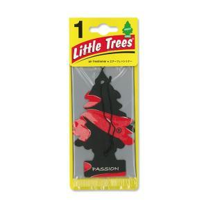 Little Tree(リトルツリー)エアーフレッシュナー Passion パッション (センチメント) mooneyes
