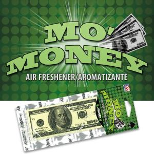 MO' MONEY エアー フレッシュナー|mooneyes