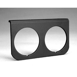 オートゲージ 2 5/8インチ ホワイト ゲージコンソール(機械式)1ホール|mooneyes