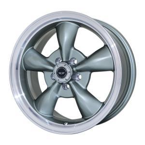 アメリカン レーシング ホイール American Racing Torq Thrust Wheel M 16X7 5H100 +35mm|mooneyes