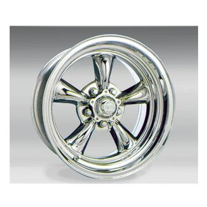 Torq-Thrust II 2piece polished RWD 14×7|mooneyes