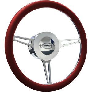 Budnik Steering Wheel Sport|mooneyes